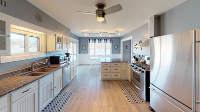 Kitchen - High end appliances and a ton of space.