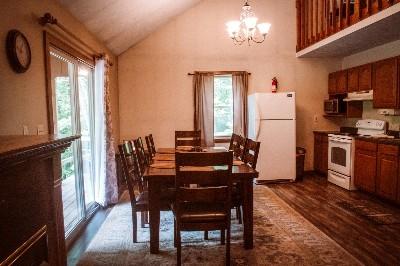 Dining Room and Kitchen  - Dining Room and Kitchen