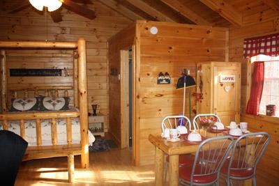 Cuddles Cabin