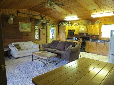Living Room/Kitchen - Living Room/Kitchen