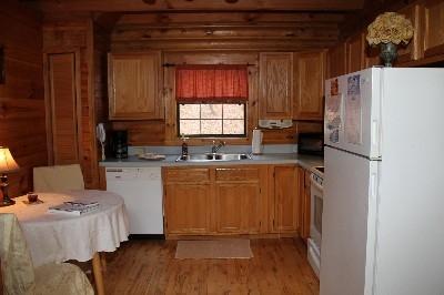 Kitchen- Van Buren 1 - Fully Equipped Kitchen