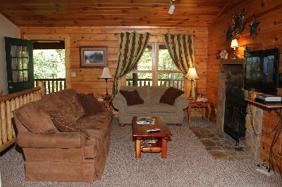 Living Room - Upstairs living room.