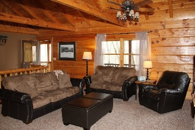 Living Room - Living room upstairs