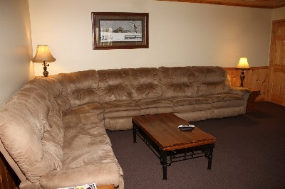 Living Room - Downstairs living room.
