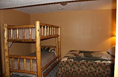 Bedroom - Downstairs bedroom.