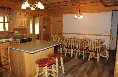 Sunrise Retreat Dining Room - Full Kitchen and Dining Room