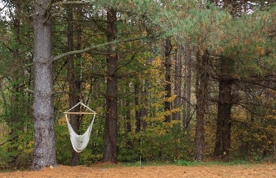 Hammock - Every cabin has a hammock
