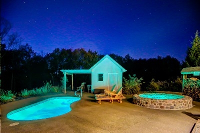 - Relax and gaze at the stars poolside at The Observatory!