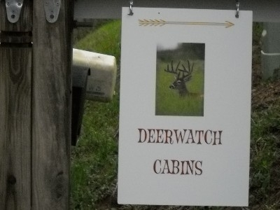 Deerwatch Cabins - Welcome to Deerwatch