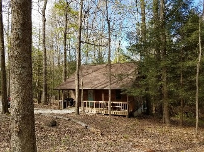 Mingo cabin - Mingo is tucked away on 30 acres, with hiking trails right outside your door.  If you follow our buckeye trail, you can hike to 21 horse cave in 30 minutes.  an amazing experience!