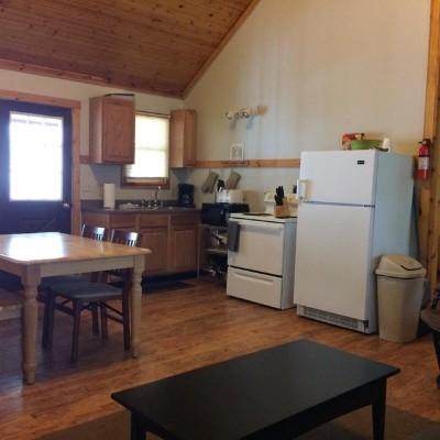 Wyandot kitchen - Great open space