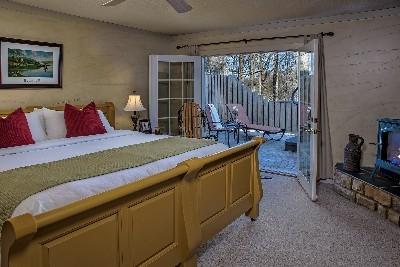 MacLeod Cottage - The MacLeod Cottage bedroom