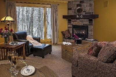MacIntosh Cottage - Sitting Area