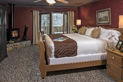 The Mackay Cottage  - The MacKay Cottage bedroom