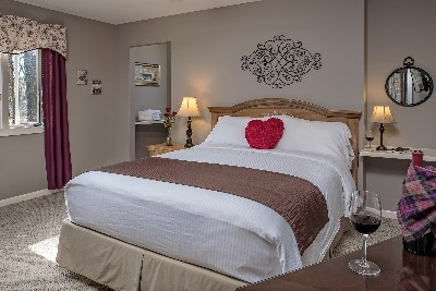 The Drummond Croft - The Drummond Croft bedroom