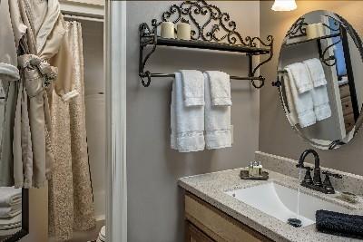 The Drummond Croft - The Drummond Croft bathroom