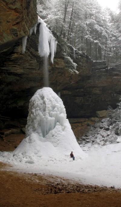Frozen Cone